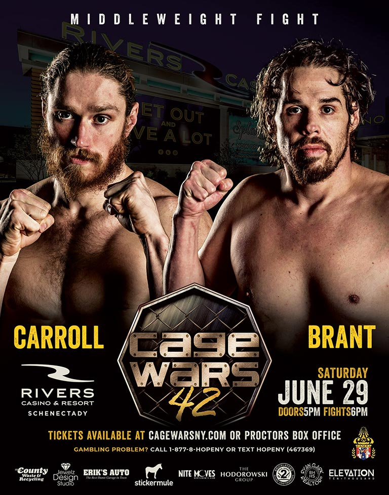 CW 42 Carroll vs Brant