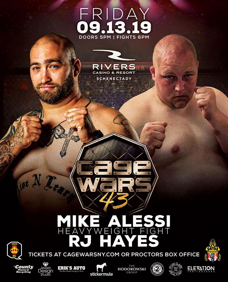 CW43 Alessi vs Hayes