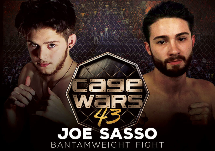 Joe Sasso's path to greatness starts on September 13th