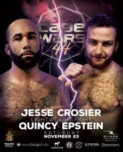 CW 44 Jesse Crosier vs Quincy Epstein