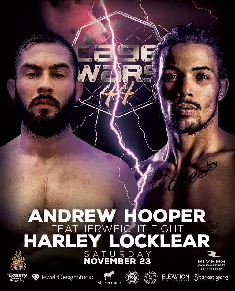 CW 44 Hooper vs Locklear