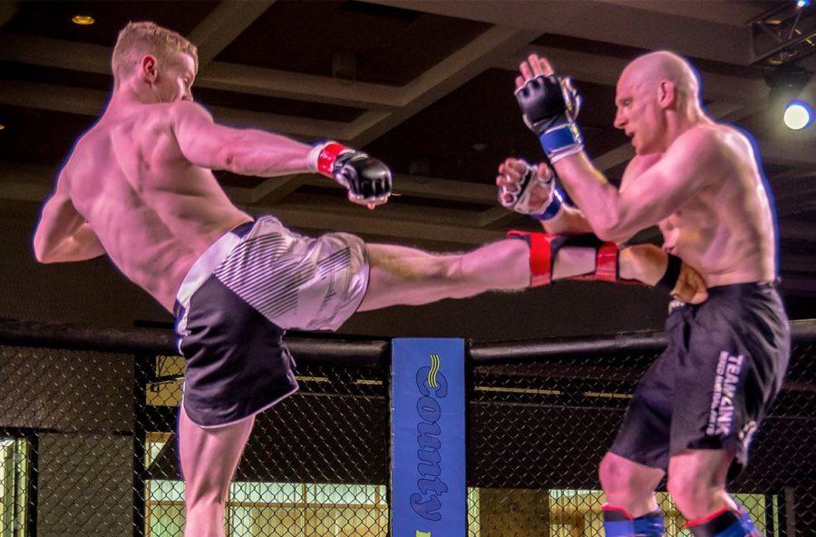 CW 44 Austin Shoop vs Dylan Morley