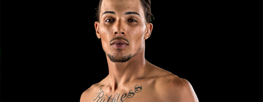 Locklear looks forward to high-caliber opponent