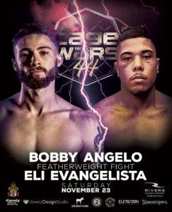 CW 44 Angelo vs Evangelista