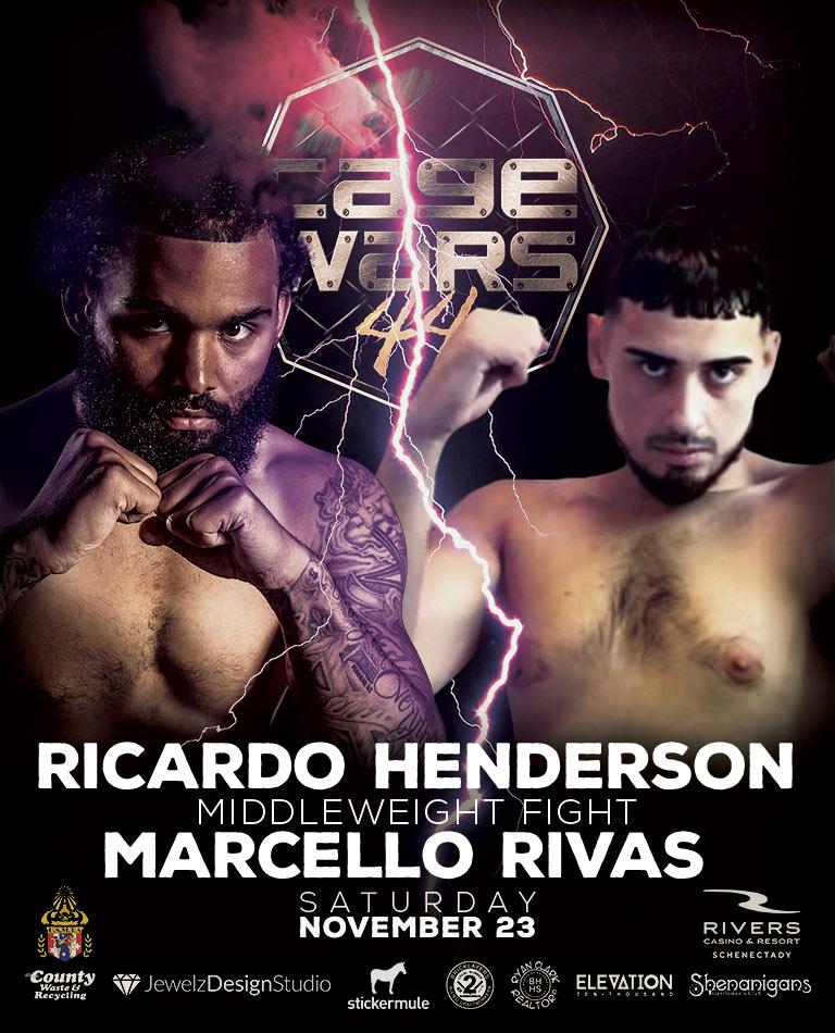 CW 44 Henderson vs Rivas