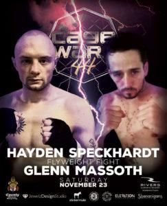 CW 44 Speckhardt vs Massoth