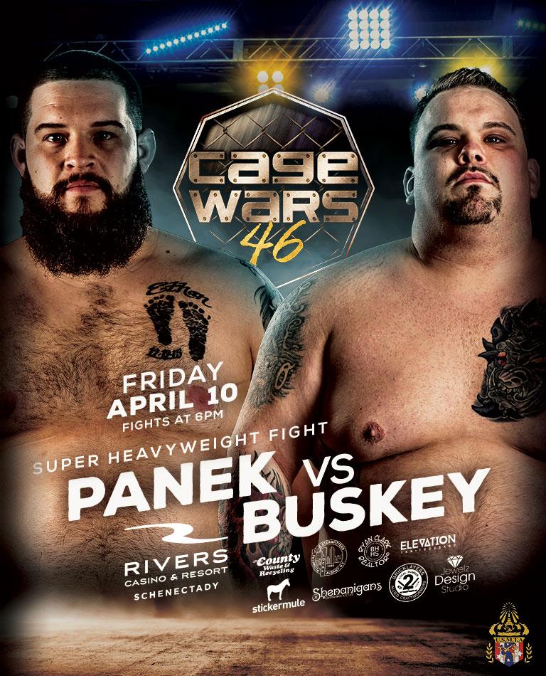 CW 46 Anthony Panek vs Bob Buskey